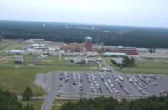 NCTR Campus Aerial Photograph